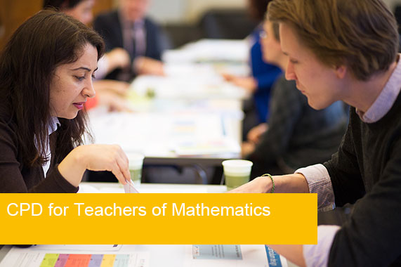 CPD for Teachers of Mathematics