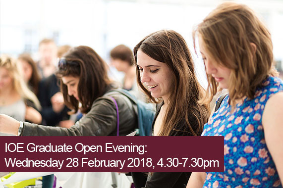 IOE Graduate Open Day